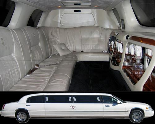 photo dinterieur de limousine id e. Black Bedroom Furniture Sets. Home Design Ideas